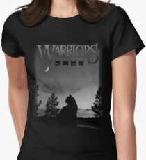 Warrior Cats  Womens Fitted T-Shirt