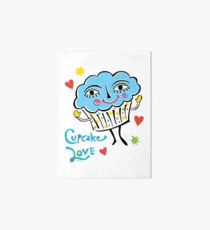 Cupcake Love Art Board