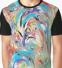 Fireworks Graphic T-Shirt