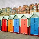 Hove Huts and Mansions by TonyCrehan