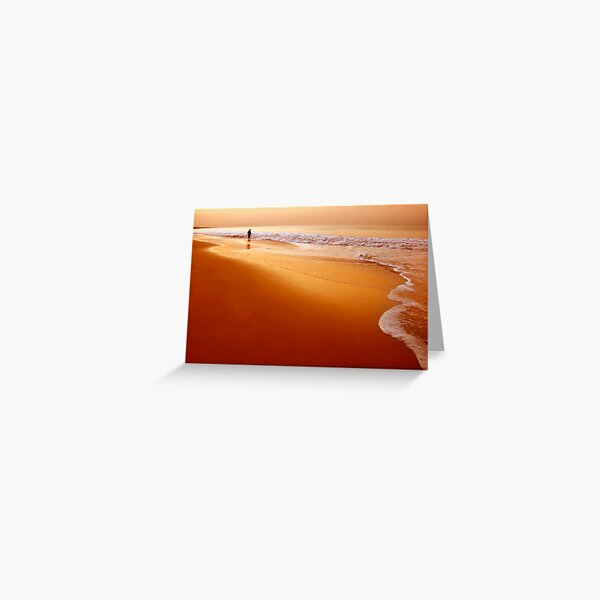 Browny Morning Greeting Card