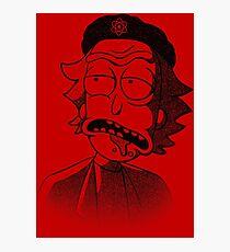 Rick Guevara (Rick & Morty) Photographic Print