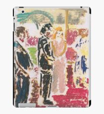 Scattered Wedding iPad Case/Skin