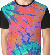 Tie Dye 13 Graphic T-Shirt