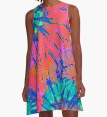 Tie Dye 13 A-Line Dress