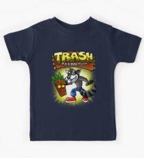 Trash Pandacoot Kids Clothes