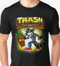 Trash Pandacoot Unisex T-Shirt
