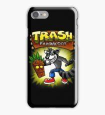 Trash Pandacoot iPhone Case/Skin