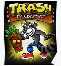 Trash Pandacoot Poster