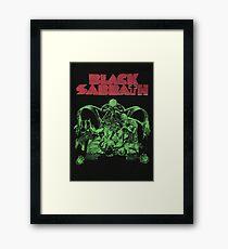Classic-Heavy Metal Framed Print