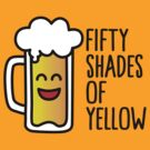 50 shades of yellow by LaundryFactory