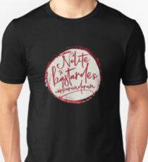 Nolite Te Bastardes Carborundorum Unisex T-Shirt