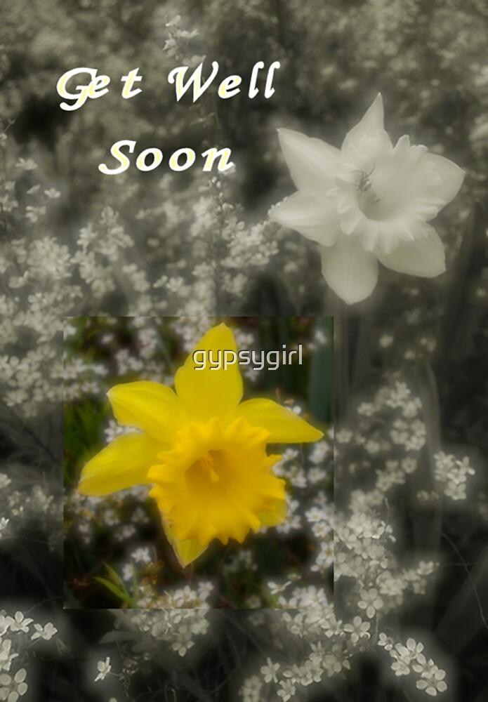 Daffodil by gypsygirl