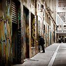 Union Lane Melbourne by Chris Muscat