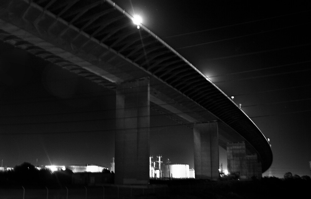 Black Bridge by Mariano Tabone