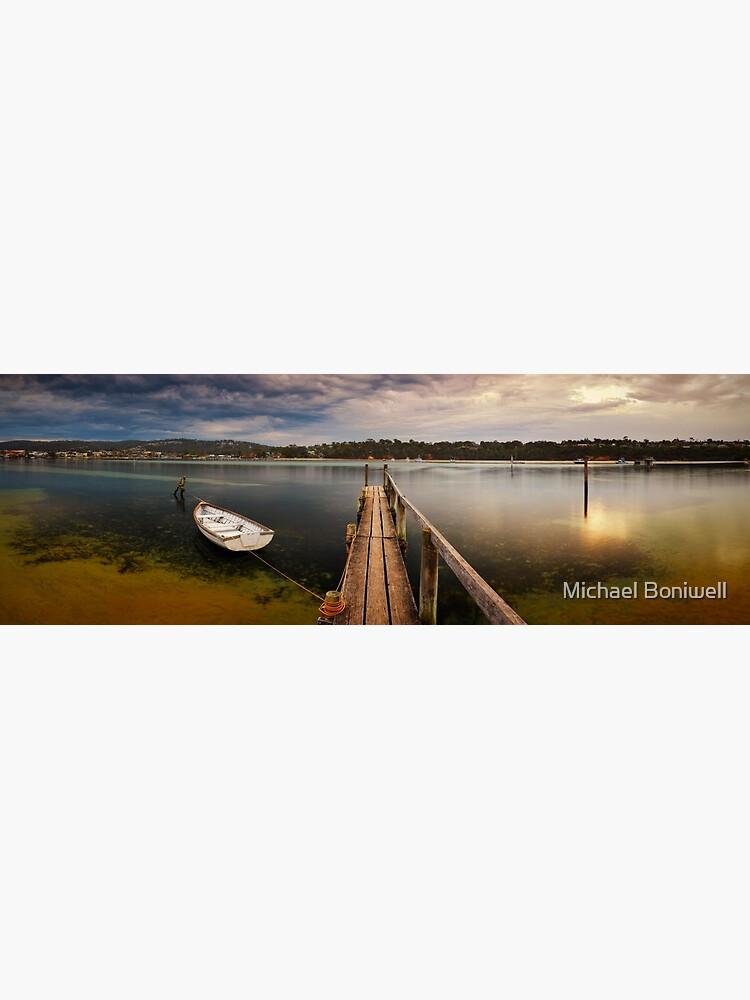 Quiet Morning, Merimbula, New South Wales, Australia by Chockstone