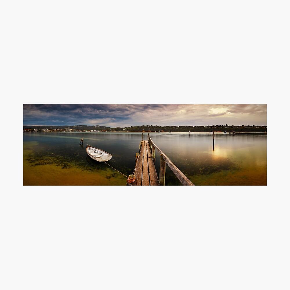 Quiet Morning, Merimbula, New South Wales, Australia Photographic Print