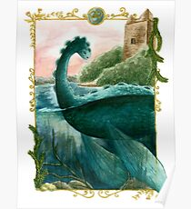 The Lochness Monster Poster