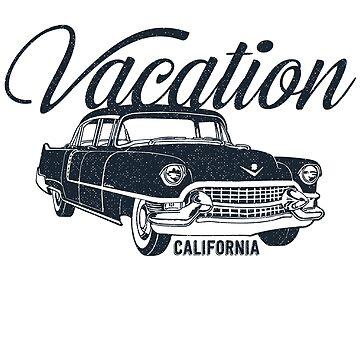 California Vacation 2017 by bigbraingirl