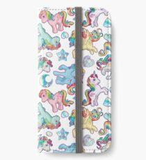 Rainbow Ponys G1 iPhone Wallet/Case/Skin