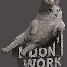KING CAT by MEDIACORPSE