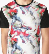 Color Pattern Graphic T-Shirt