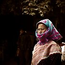 Local Minority Woman Vietnam by Chris Muscat