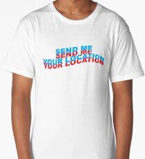 LOCATION - KHALID Long T-Shirt