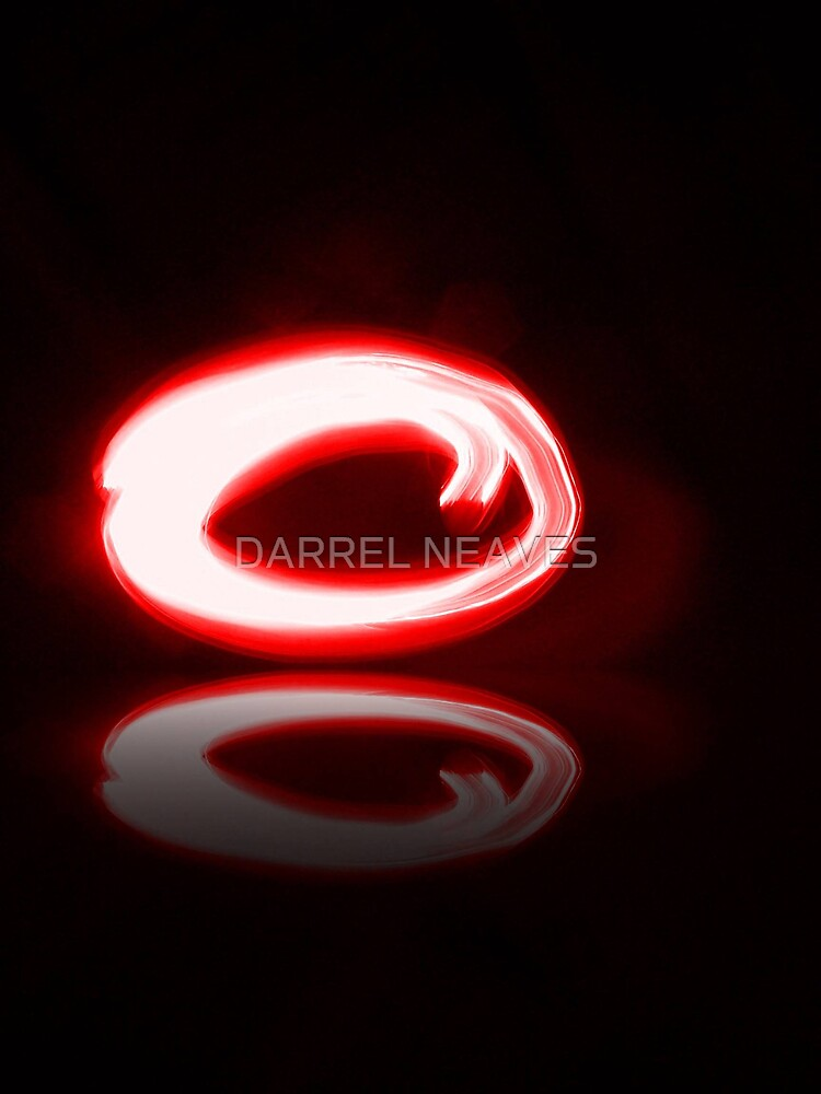 red swish by DARREL NEAVES