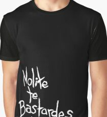Nolite te Bastardes Carborundorum - Handmaid's Tale Graphic T-Shirt
