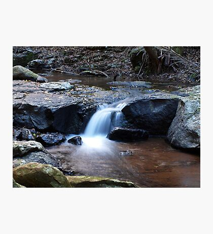 Curtis Falls Cascades Photographic Print