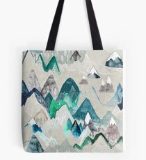 Call of the Mountains Tote Bag