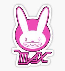 M. Ax Sticker
