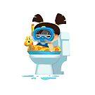 Baby Us: Toilet Girl by PunchingPandas