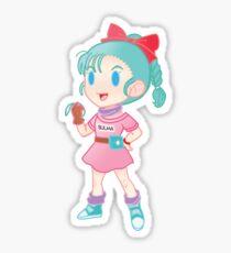 Bulma Sticker