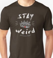 JUGHEAD STAY WEiRD Unisex T-Shirt