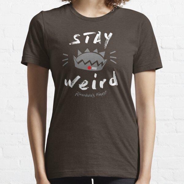 JUGHEAD PERMANEZCA WEiRD Camiseta esencial