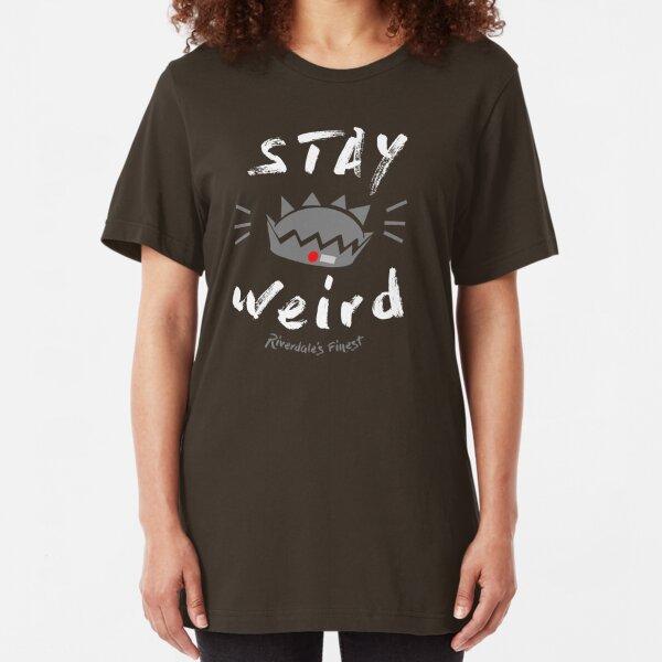 JUGHEAD STAY WEiRD Slim Fit T-Shirt