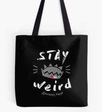 JUGHEAD STAY WEiRD Tote Bag