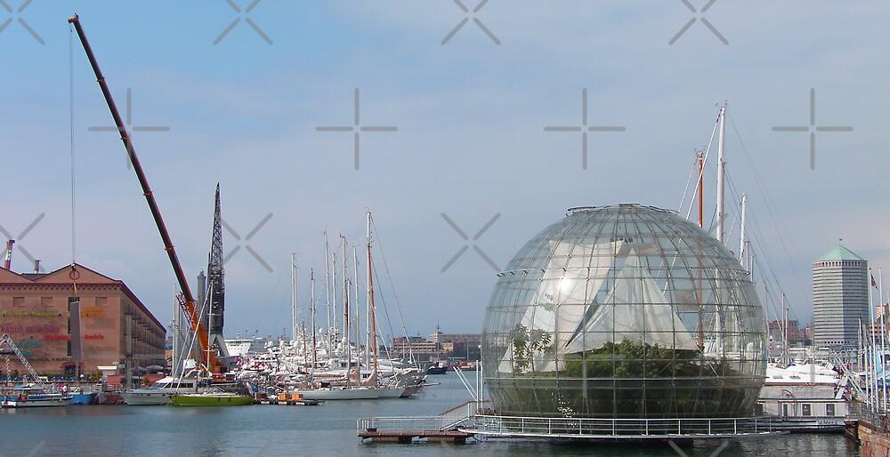 Glass Bubble by Tom Gomez