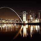 City Lights by Alan Watt