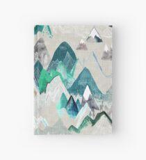 Ruf der Berge (immergrün) Notizbuch