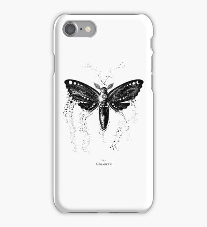 Cosmoth, Mother of the Universe iPhone Case/Skin