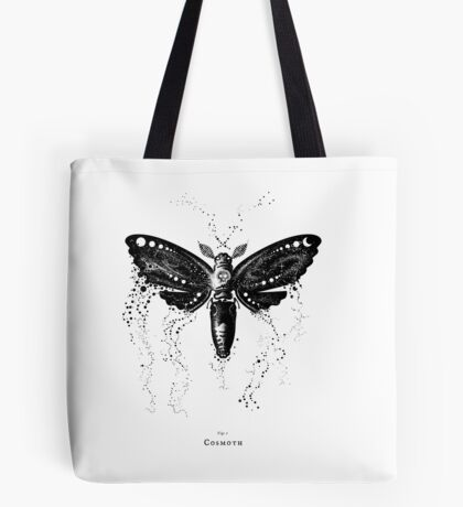 Cosmoth, Mother of the Universe Tote Bag