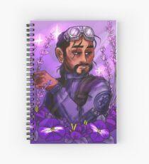Flyboy Spiral Notebook