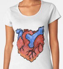 Ohio Heart Women's Premium T-Shirt