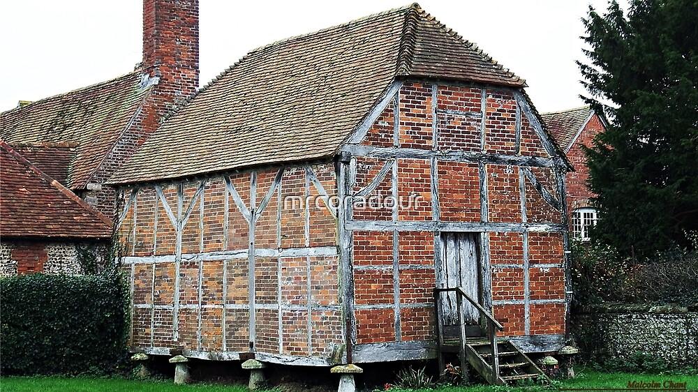 A Tudor Granery by Malcolm Chant