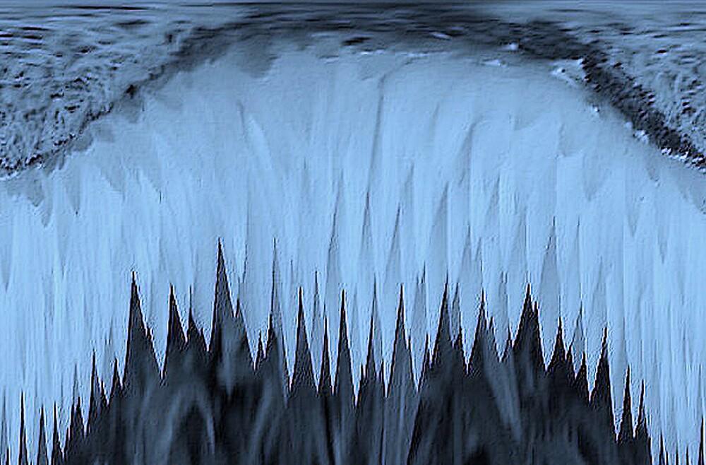 Blue Icicles by shadyuk