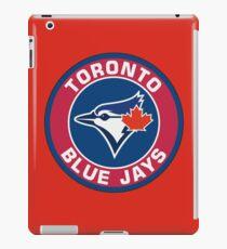 Toronto Blue Jays Baseball Club MLB iPad Case/Skin