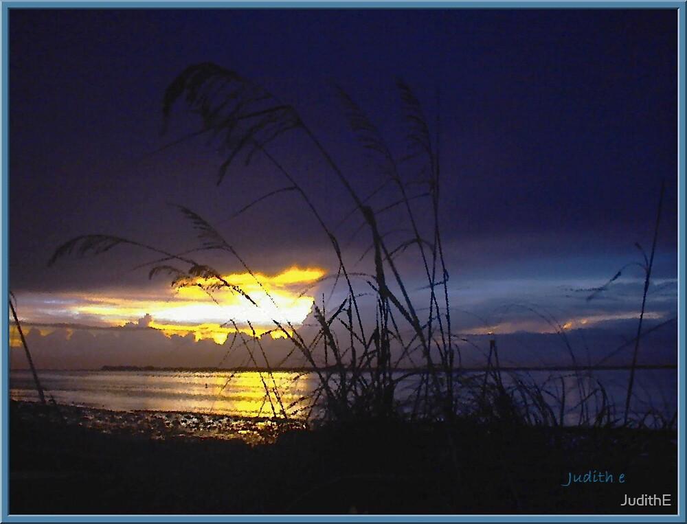 Blue Heaven by JudithE